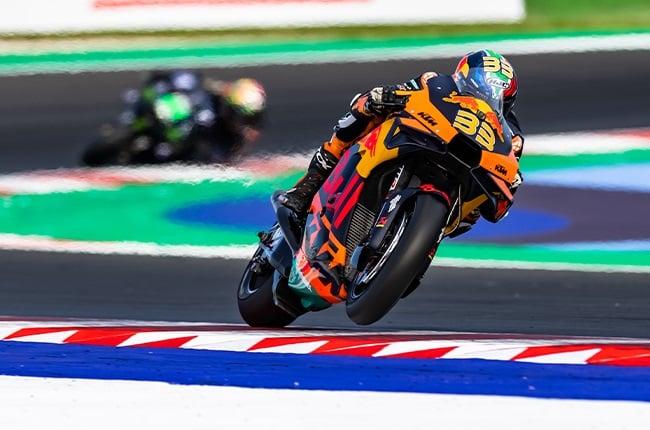 Brad Binder blasts 'forgetful' Italian GP despite strong finish after starting last - News24