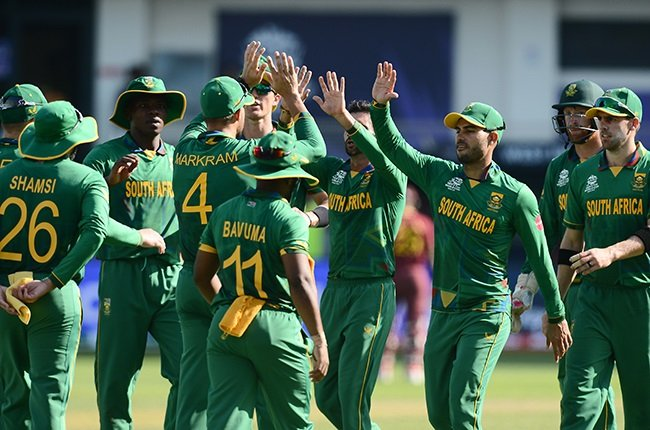 Markram powers Proteas, without De Kock, past Windies to get World Cup back on track - News24