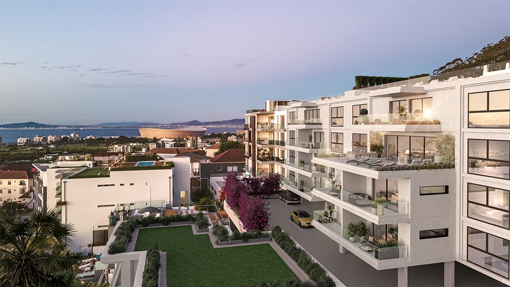 TAKE A LOOK | An old Cape Town fort is now luxury apartments – for up to R21.25 million