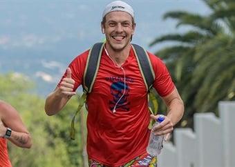 SA man takes on Guinness World Record to shatter mental health stigma