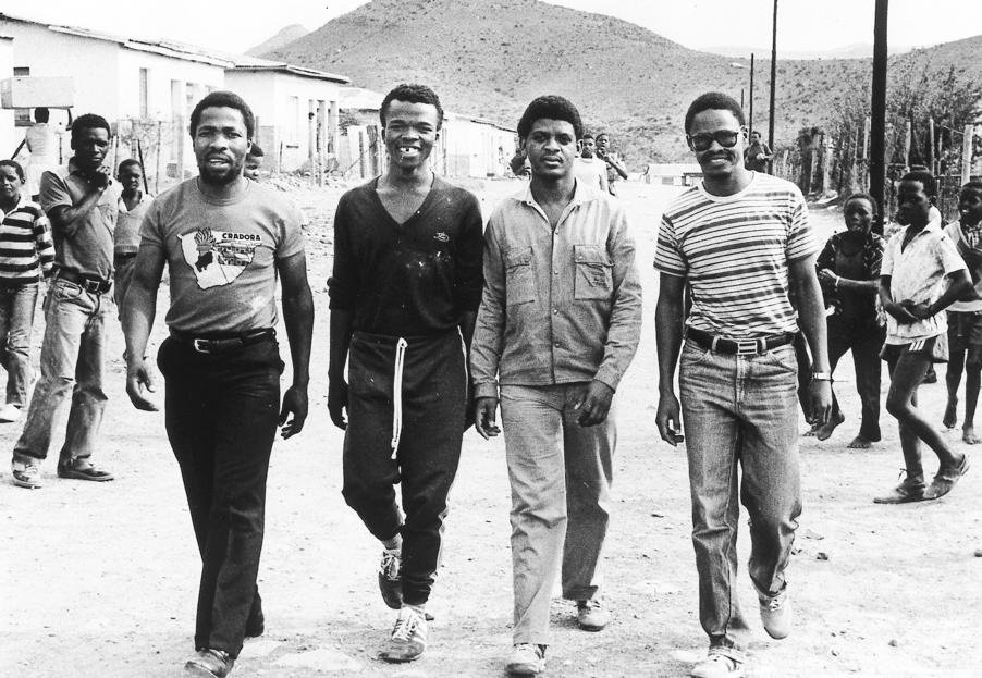 Fort Calata, Matthew Goniwe, Sparrow Mkhonto and Sicelo Mhlauli, known as the Cradock Four, were brutally murdered in 1985 by the apartheid police