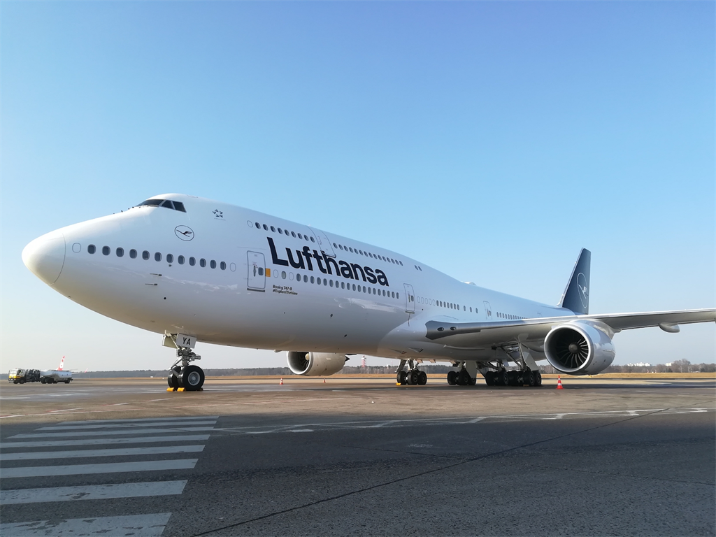 Lufthansa reportedly sought around R32,766 in dama