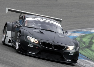 Bmw Turns Z4 Into A Gt3 Batmobile Wheels24