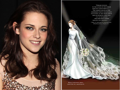 Twilight Bella s Wedding Dress