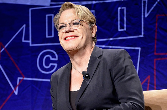 Eddie Izzard: Call me 'she' : Punching Up 2020