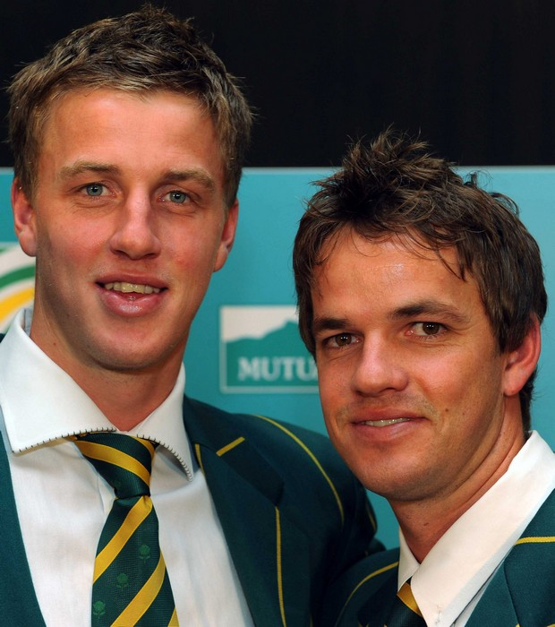 Albie morkel wedding