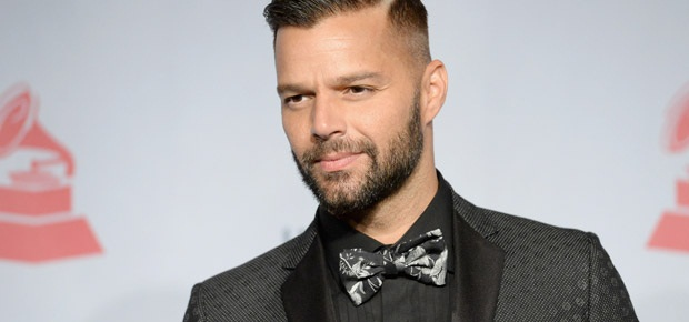 Ricky Martin. (Getty Images)