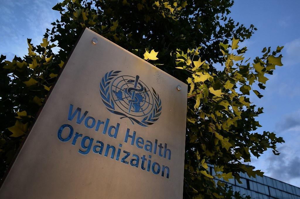 The World Health Organisation (WHO) headquarters.