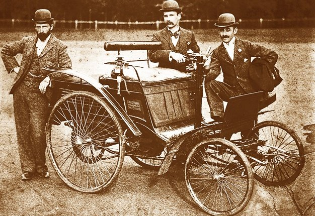 <B>MOTORING JOURNEY:</B> The very first car to land in SA arrived 120 years ago. <I>Image: QuickPic</I>