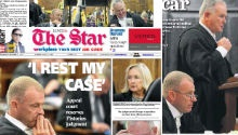 NEWSPAPERS: All eyes on State's appeal of Oscar Pistorius's conviction