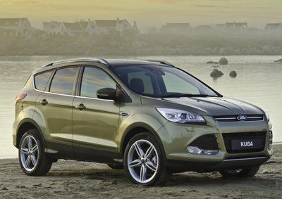 Ford S New Kuga On The Prowl Wheels24