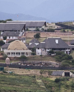Nkandla. (File, AFP)