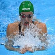 SA's Schoenmaker, Corbett set up dream Olympic final in 200m breaststroke