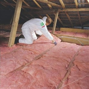 How To Install Ceiling Insulation