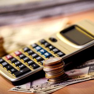 budget, money, calculator