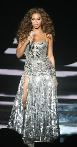 star style beyonce knowles