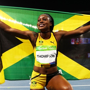 Elaine Thompson (Getty Images)