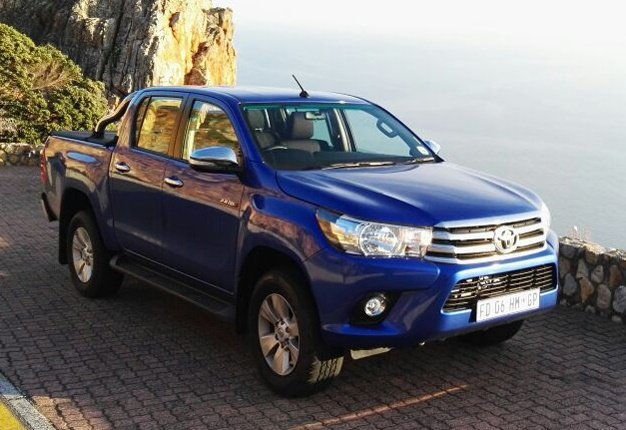Bakkie Review A Year With Toyota S Hilux Double Cab