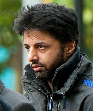 Shrien Dewani. (File, AFP)