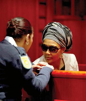 Thandi Maqubela (File,  Yunus Mohamed, Die Burger)
