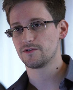Edward Snowden. (File, AFP)