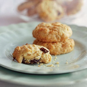 Nutty crunch biscuits