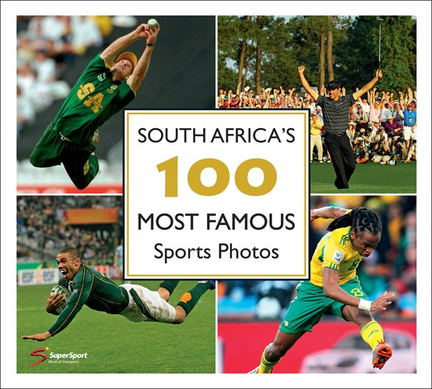 WIN: SA's 100 Most Famous Sports Photos book | Sport24