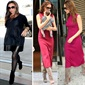 Victoria Beckham is probably the ultimate style icon of the year in the mommy category. She always steps out in amazing ensembles and never fails to impress us with her flawless style choices.