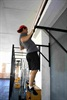Chest-to-bar pull-ups