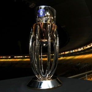 Super Rugby trophy (Getty Images)
