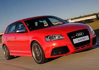 No Flash Plenty Dash Audi S Latest Performance Version Of Its A3 Range The Rs 3 Hides Explosive Under A Modest Shell