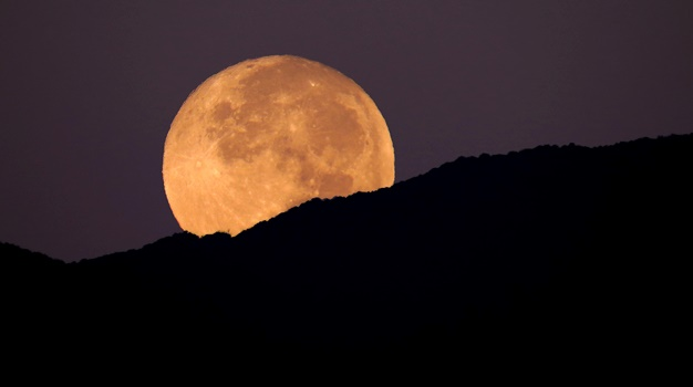 Supermoons, ring of fire and a rare meeting of giant planets to be seen in 2020's skies