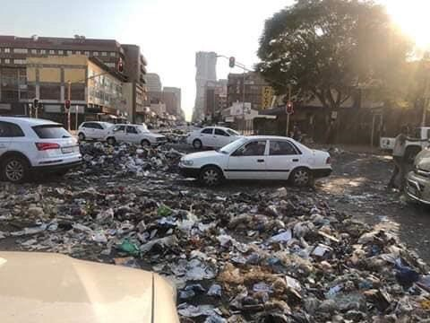 The Tshwane municipality has reached an agreement with unions and a clean-up of the metropole is due to start soon.
