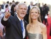 Cameron directed his wife Suzy Amis, who played Lizzy Calvert in Titanic, went on to steer the ship that won a record-equalling 11 Oscars in 1998 and set the box office on fire. He was the king of the world!