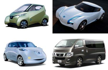 Nissan 2011 Tokyo show