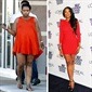 For Jennifer Hudson, transforming her body into a slimmer-than-ever shape after having a baby was all about making conscious decisions from eating to exercising. She eats five small meals a day. Only brown carbs - no fried foods or red meat.