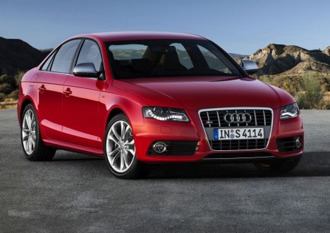 Audi's new S4 may appear rather reserved, but reme