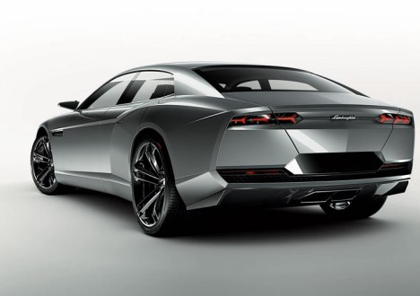 The contest for ugliest four-door supercar concept
