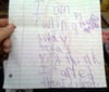 9 disturbing letters from kids