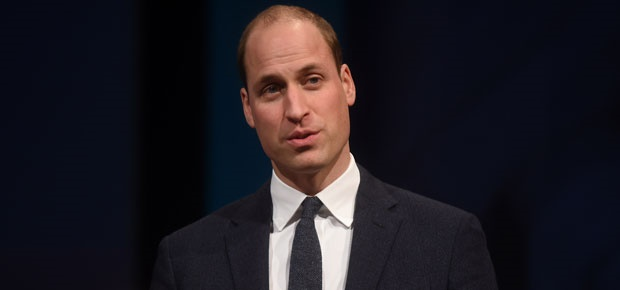 Prince William. (Photo: Getty Images)