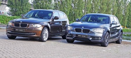 Driven Bmw S All New 1 Series Wheels24