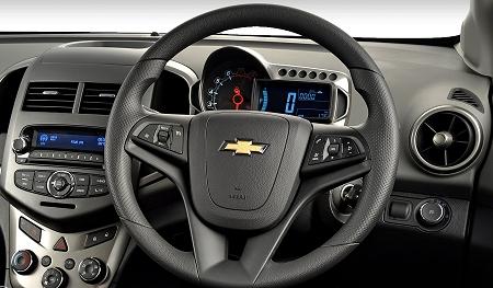 Chevrolet Sonic Wheels24