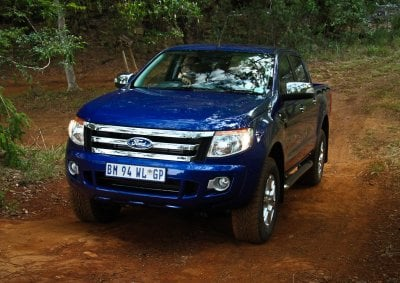 New Ford Ranger driven | Wheels24