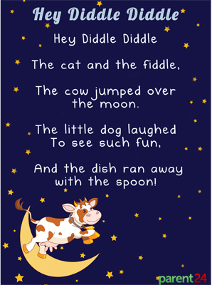 Le Little Star Pdf Hey Diddle What Is Your Child S Favourite Nursery Rhyme