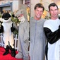 When was the last time you saw a shark and killer whale this adorable? Brothers, Charlie & Jerry O'Connell both donned the adorable costumes.