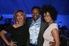 Bianca la Grange, Tumisho Masha and Faye Peters.