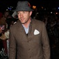 British director, Guy Ritchie, and his girlfriend Jacqui Ainsley welcomed a baby boy in London in September 2011 via emergency C-section.