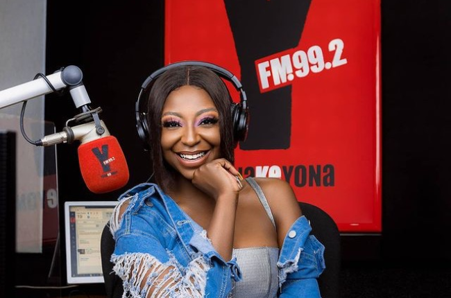 Khutso Theledi started radio at age 21 and has not looked back since.