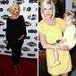We have to assume Tori Spelling intentionally dressed daughter Stella to match her own yellow ensemble. Cute or overboard?