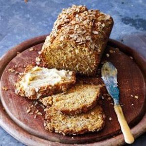 recipe, bake, bread, carrots,oats